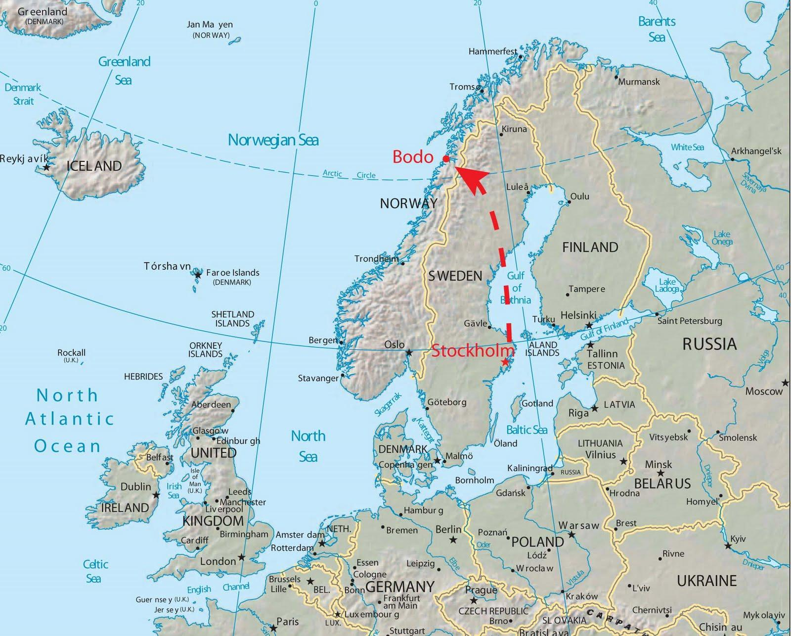 Karte Norwegen Drucken.Bodo Norwegen Map Karte Von Bodo Norwegen Nordeuropa