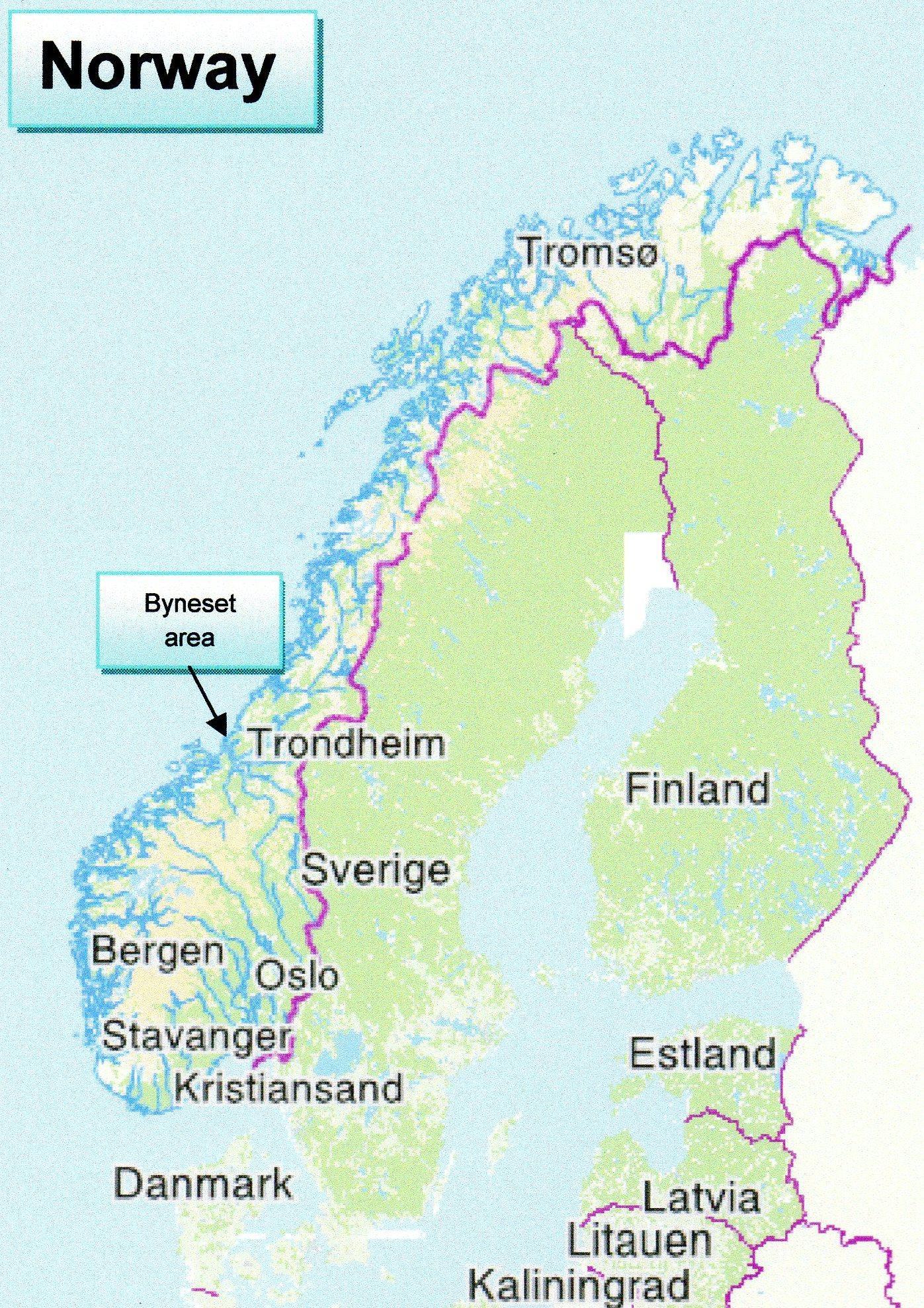 Karte Norwegen Drucken.Trondheim Norwegen Map Karte Von Trondheim Norwegen